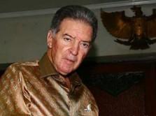 Terpapar Corona, Pendiri Freeport Jim Bob Meninggal Dunia