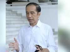 Jokowi Blak-blakan Soal Vaksinasi Corona: BPOM Adalah Koentji