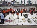 Update Black Box & Ratusan Kantong Jenazah-Serpihan Pesawat
