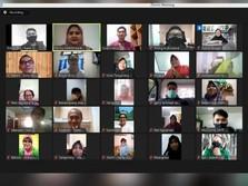 Bincang Bisnis Online bjb, UMKM Diajak Susun Peta Usaha 2021