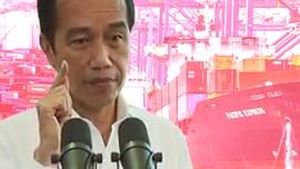 Kejengkelan Jokowi Soal Impor Pangan