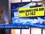 Duka Sriwijaya Air SJ-182