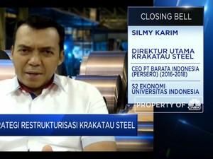 Hilirisasi Produk Baja, Target Krakatau Steel di 2021