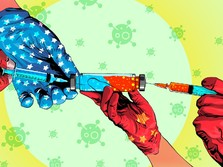 Vaksin China VS Vaksin AS, Mana yang Lebih Ampuh Basmi Covid?