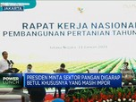 Jokowi: Hati-hati! Potensi Krisis Pangan di Depan Mata