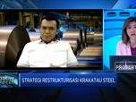Krakatau Steel Siap Penuhi Kebutuhan Baja Untuk Mobil Listrik