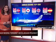 Lagi! Boeing Terseret Kecelakaan Pesawat