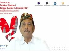 Luhut: Tiap Tahun Indonesia Tambah 6 Juta UMKM