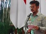 Rapat Sama DPR, Mentan 'Disemprot' Soal Daging dan Kedelai!