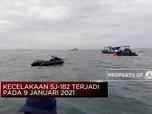 Misteri Penyebab Tragedi Sriwijaya Air SJ-182