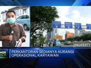 PPKM Berlaku Mulai Hari Ini, Bagaimana Kondisi Jakarta?