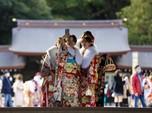 Intip Para Wanita Cantik Jepang di Hari Peringatan Kedewasaan