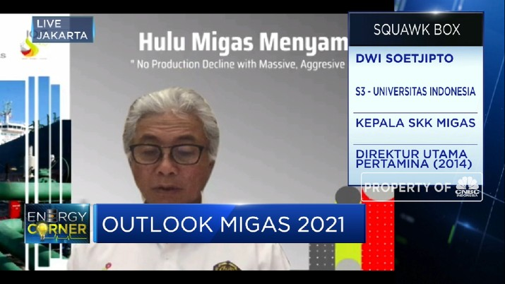 Strategi SKK Migas Capai Lifting Migas 705 Ribu BPOD di 2021 (CNBC Indonesia TV)