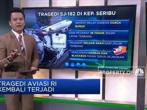 Tragedi Aviasi Indonesia Kembali Terjadi