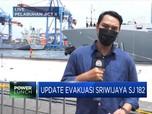 Update Evakuasi Sriwijaya Air, SAR Temukan Body Part Korban