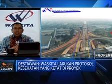 Bos Waskita Karya: SWF Jadi Darah Baru di Bisnis Infrasruktur
