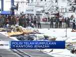 Kepolisian Telah Kumpulkan 71 Kantong Jenazah Korban SJ 182