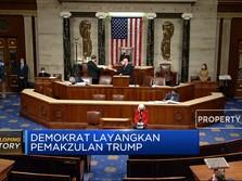 Demokrat Layangkan Pemakzulan Trump