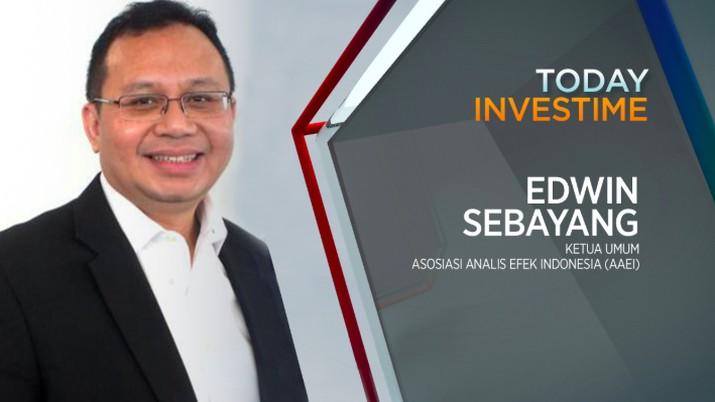 Edwin Sebayang, Ketua Asosiasi Analis Efek Indonesia
