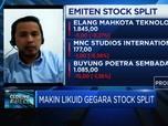Emiten Ramai-ramai Stock Split, Investor Perlu Cermati Ini