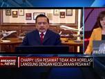 Kata Chappy Hakim Soal Faktor Penyebab Kecelakaan Pesawat