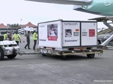 Resmi! 15 Juta Vaksin Sinovac Tiba di Indonesia