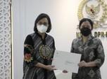 Sri Mulyani Setorkan Nama-Nama Dewan Pengawas SWF ke DPR