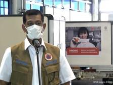 Target Bos Satgas: RI 'Merdeka' dari Covid-19 pada 17 Agustus