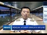 Menilik Jatuhnya Sriwijaya Air Dari Kacamata Pilot Vincent