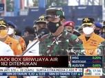 Panglima TNI 'Pede' CVR Sriwijaya Air SJ 182 Segera Ditemukan