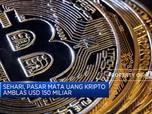 Pasar Mata Uang Kripto Anjlok