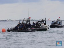 TNI AL: Blackbox Sriwijaya Air SJ 182 Tertimbun Puing Pesawat