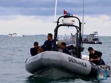 Cuaca Ekstrem, Operasi SAR Sriwijaya Air Disetop Sementara