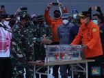 FDR Blackbox Ditemukan, Panglima TNI: Operasi Belum Selesai