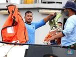 Intip Penampakan Puing Demi Puing Sriwijaya Air SJ 182