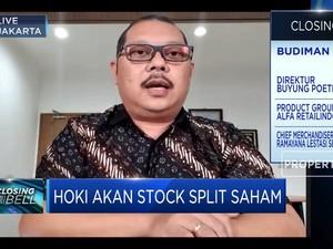 Tarik Investor Ritel, HOKI Siap Stock Split Saham 1:4
