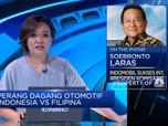 Ada Kerjasama ASEAN, Tarif Impor Mobil Filipina Dipertanyakan