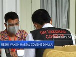 Resmi! Vaksin Massal Covid-19 Dimulai