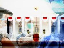 Jokowi Divaksin Hari Ini, Ayo IHSG Tembus 6.450!