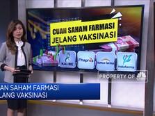 Cuan Saham Farmasi Jelang Vaksinasi