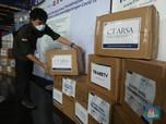 Potret Penyaluran Donasi Tahap 9 dari Transmedia Via CT Arsa