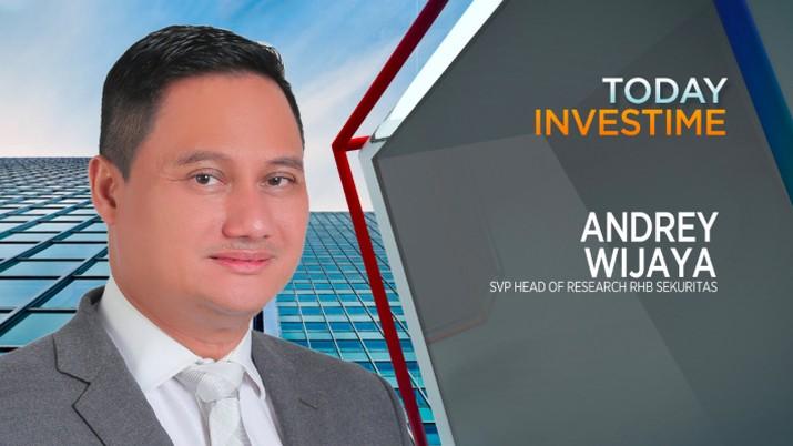 Head of Research RHB Sekuritas Indonesia, Andrey Wijaya