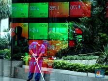 Wall Street Drop, Bursa Asia Nyungsep, Bagaimana Nasib IHSG?