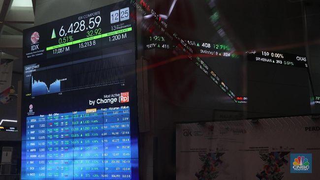 IHSG Sentimen Pekan Depan, GDP Q1 China Hingga Inflasi Maret AS