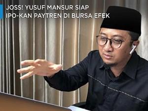 Yusuf Mansur Siap IPO-kan Paytren di Bursa Efek, Kapan Ustaz?