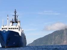 Besok, Kapal Baruna Jaya IV Cari CVR Kotak Hitam SJ 182