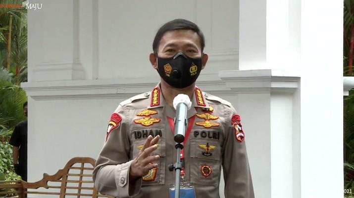 Kapolri Jenderal Idham Aziz