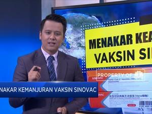 Menakar Kemanjuran Vaksin Sinovac