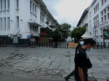 Bersyukur... DKI Jakarta Catatkan Nol Kasus Kematian Covd-19!