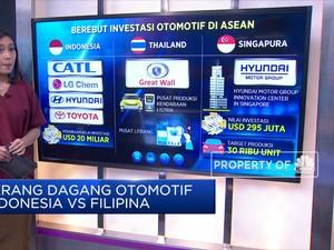 Perang Dagang Otomotif Indonesia VS Filipina
